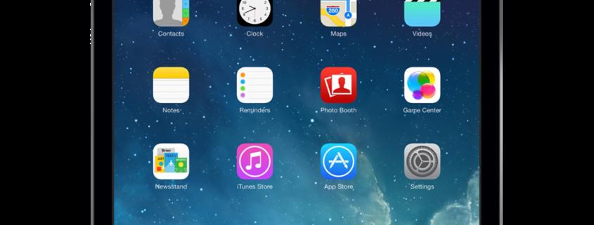 iPad Air Display